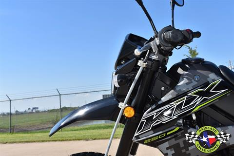 2019 Kawasaki KLX 250 Camo in La Marque, Texas - Photo 18