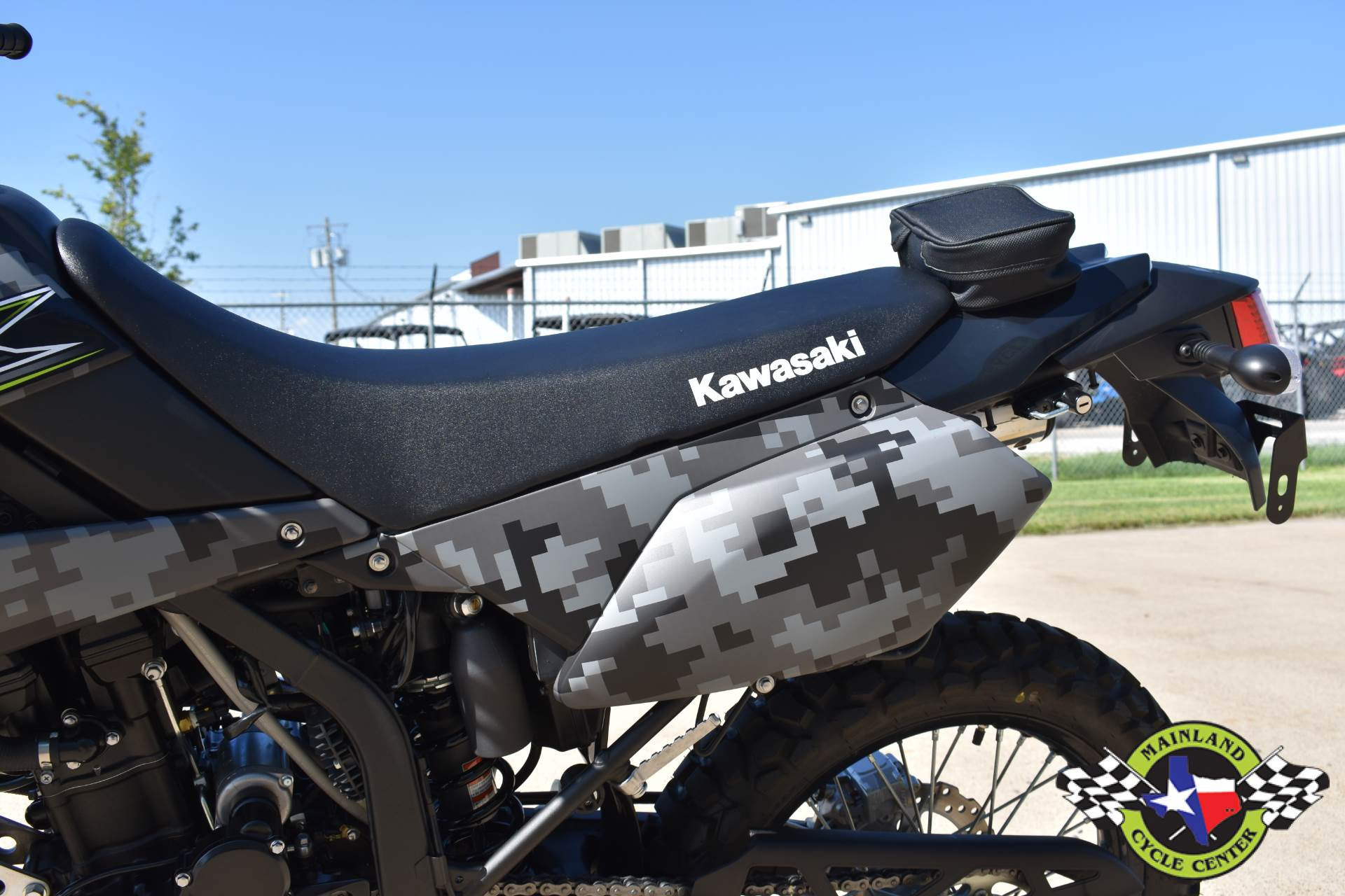 2019 Kawasaki KLX 250 Camo in La Marque, Texas - Photo 21