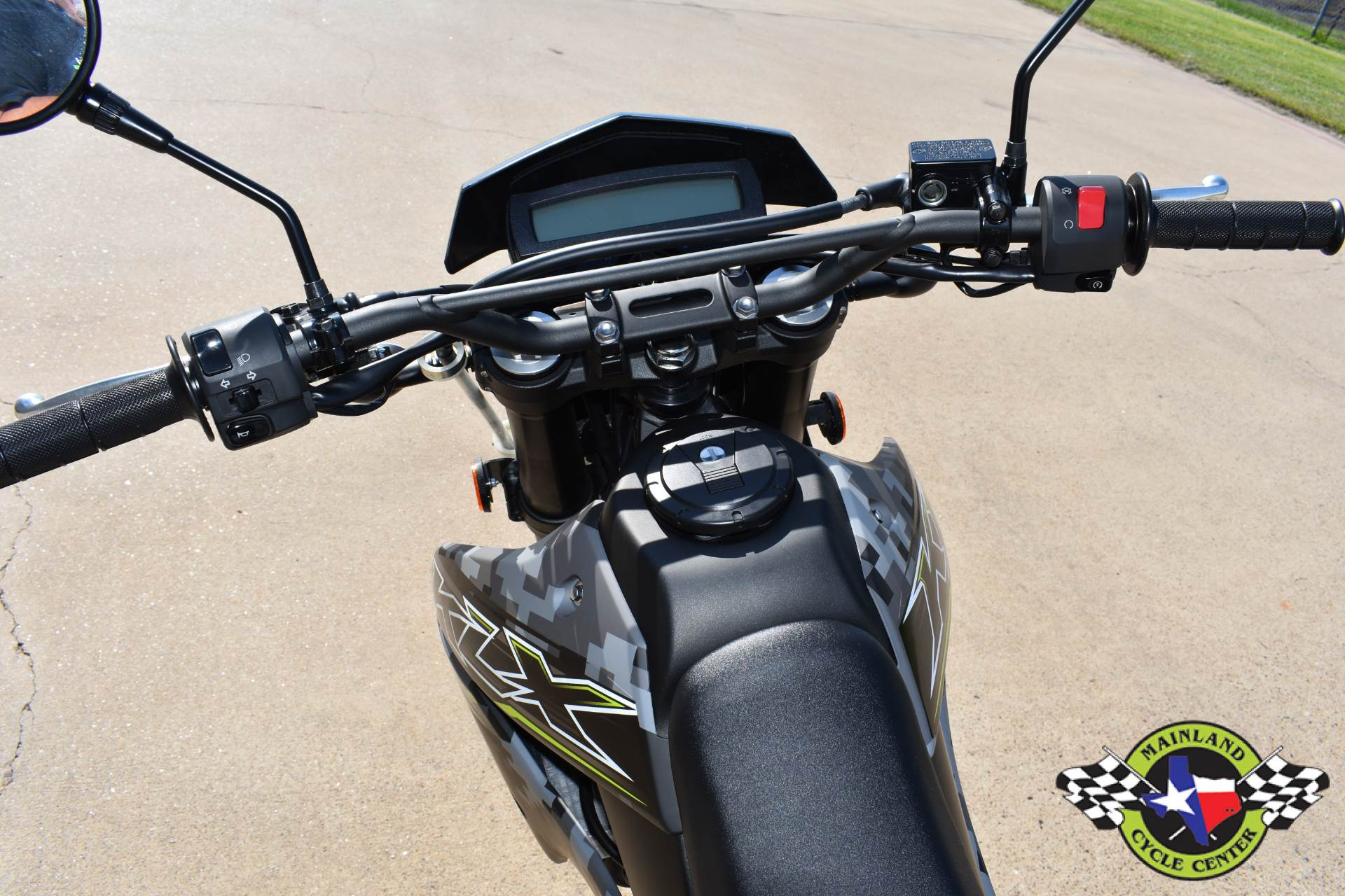 2019 Kawasaki KLX 250 Camo in La Marque, Texas - Photo 23