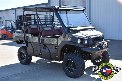 2021 Kawasaki Mule PRO-FXT EPS Camo in La Marque, Texas - Photo 5