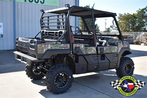 2021 Kawasaki Mule PRO-FXT EPS Camo in La Marque, Texas - Photo 6