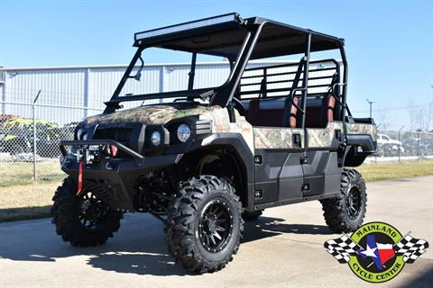 2021 Kawasaki Mule PRO-FXT EPS Camo in La Marque, Texas - Photo 1
