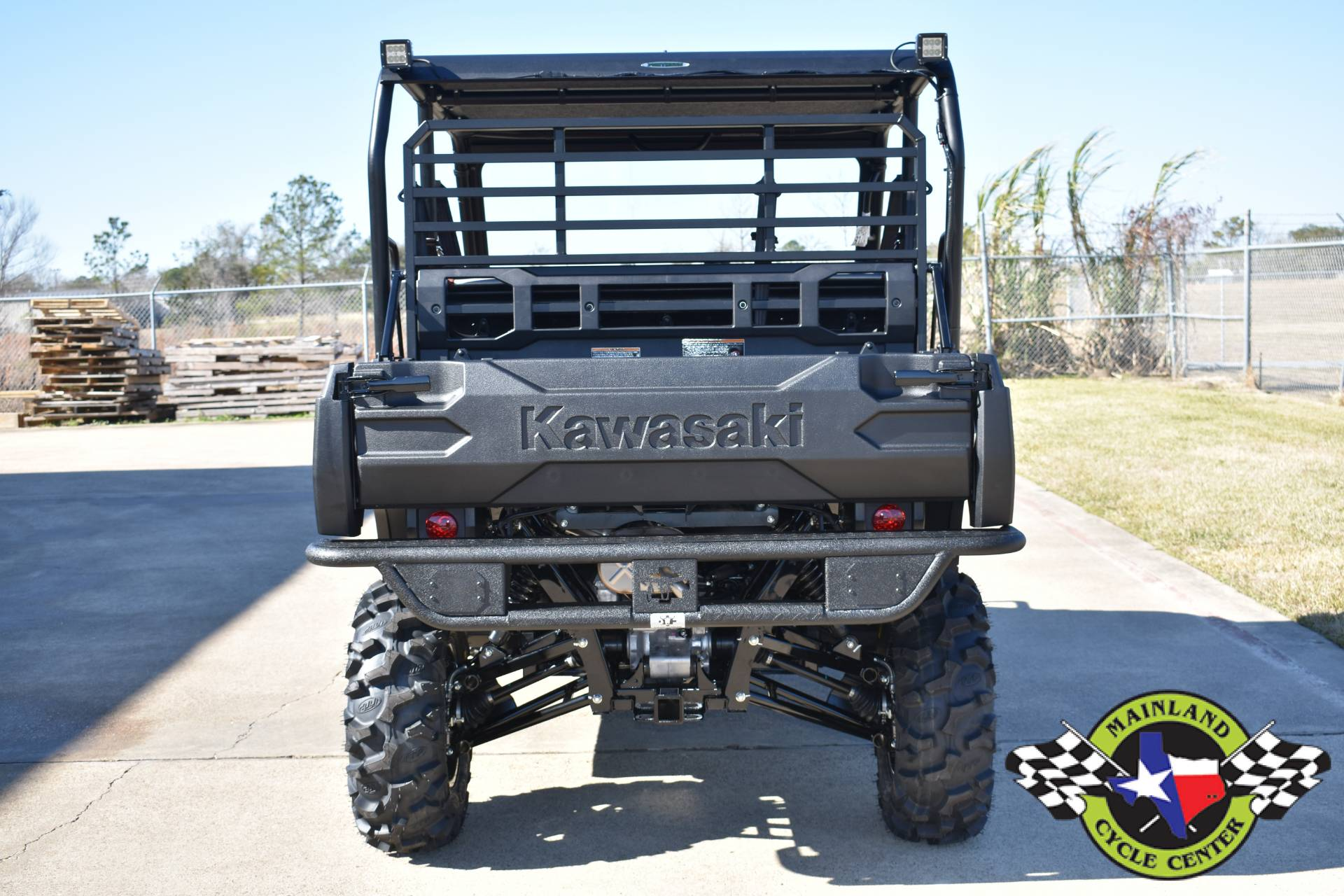 2021 Kawasaki Mule PRO-FXT EPS Camo in La Marque, Texas - Photo 9