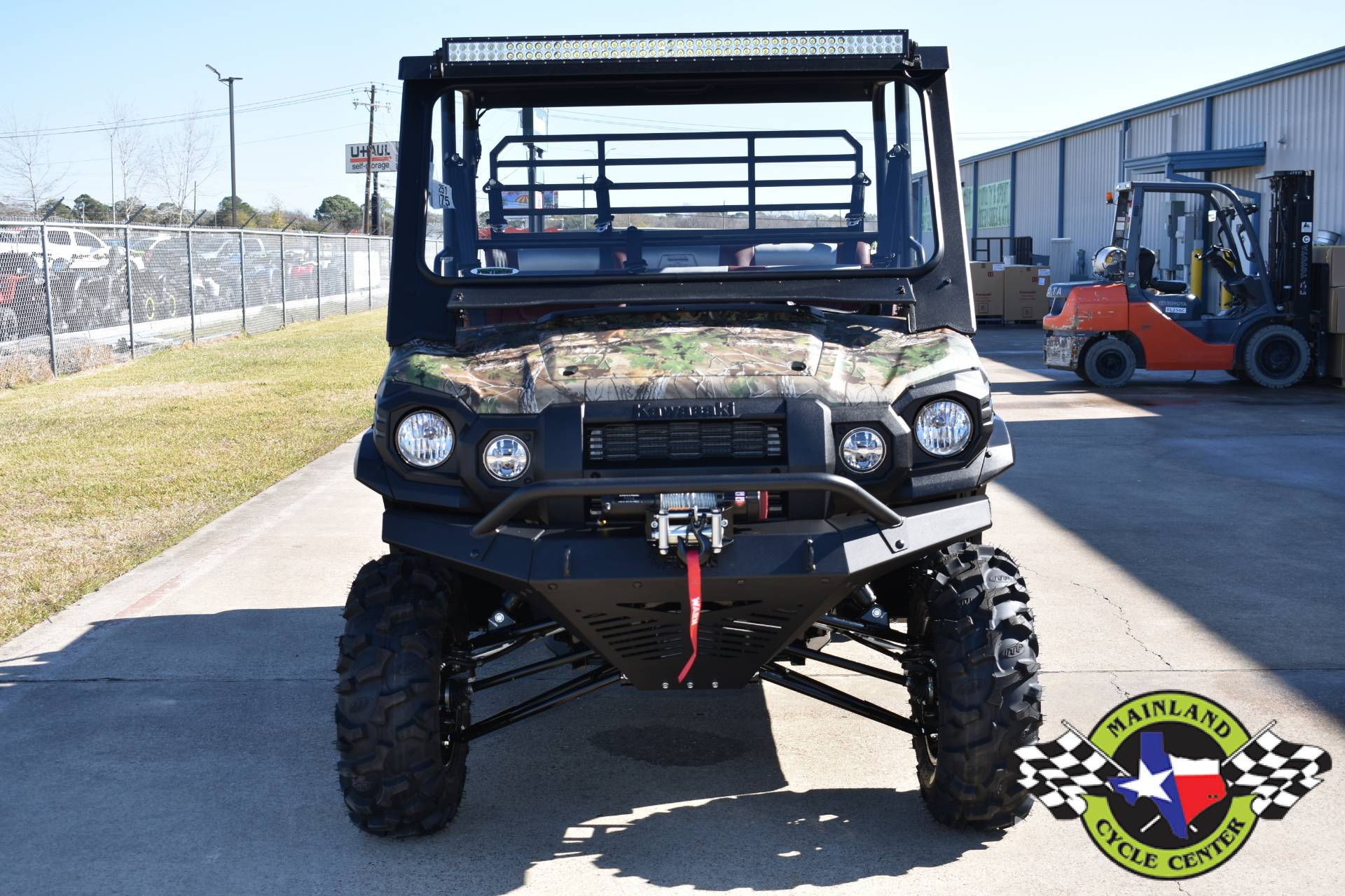 2021 Kawasaki Mule PRO-FXT EPS Camo in La Marque, Texas - Photo 10