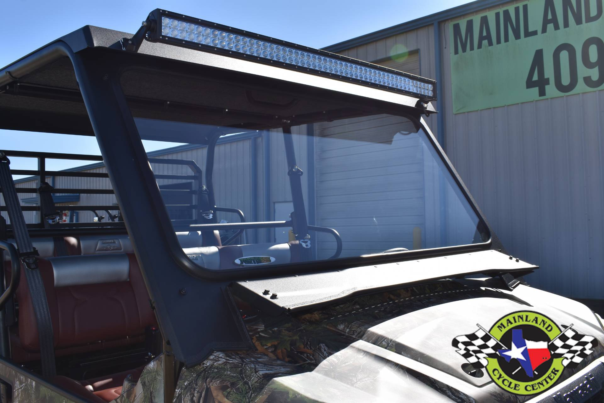 2021 Kawasaki Mule PRO-FXT EPS Camo in La Marque, Texas - Photo 14