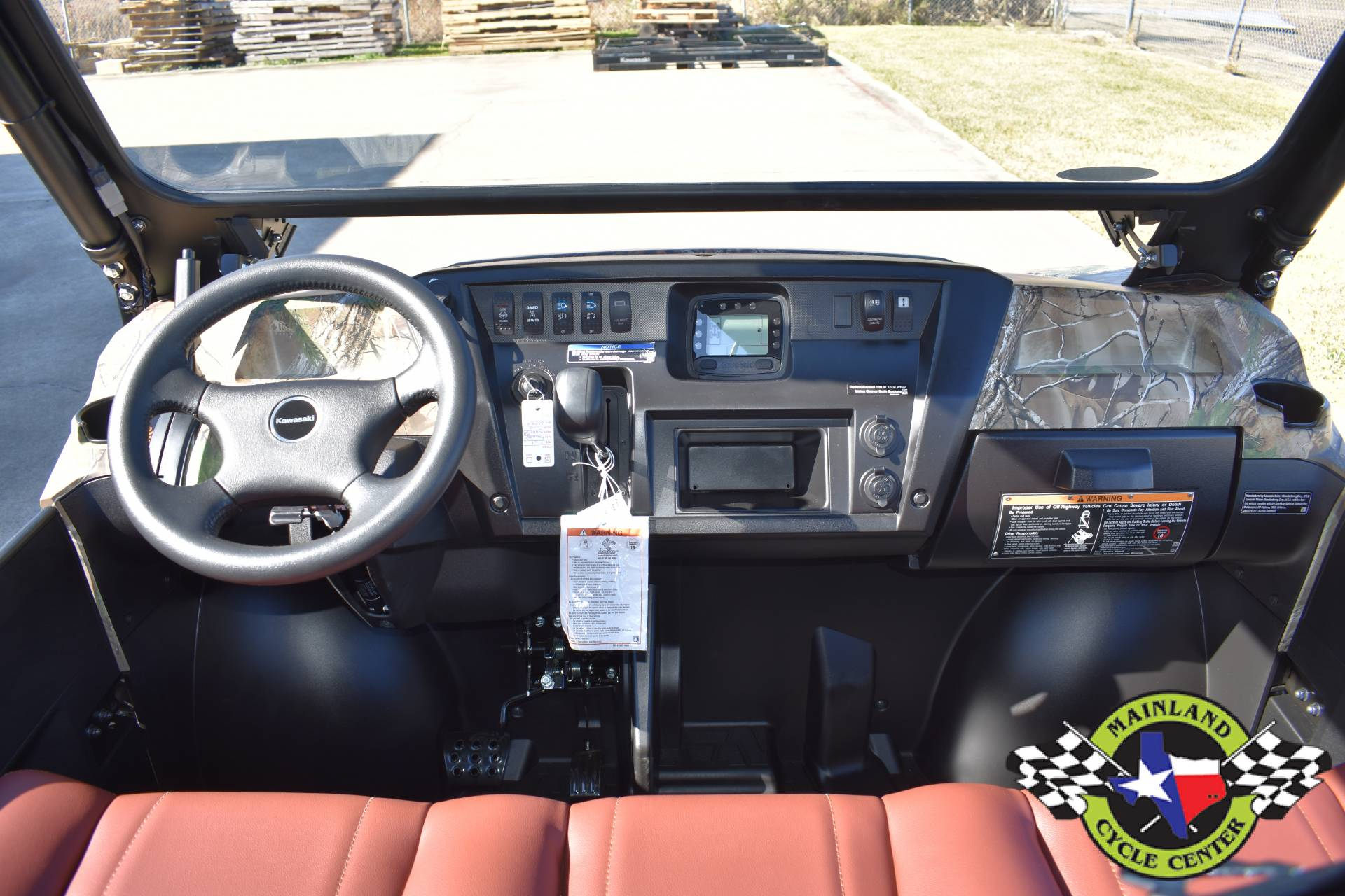 2021 Kawasaki Mule PRO-FXT EPS Camo in La Marque, Texas - Photo 21
