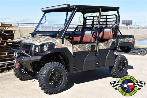 2021 Kawasaki Mule PRO-FXT EPS Camo in La Marque, Texas - Photo 2