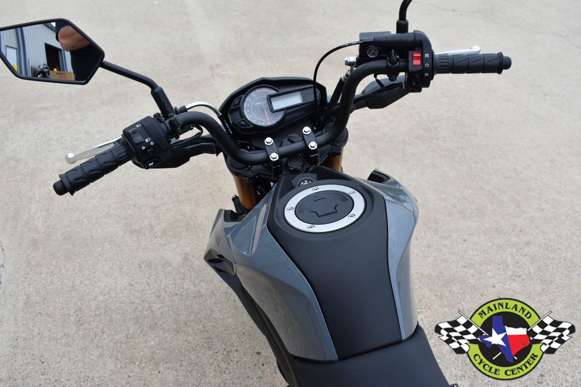 2020 Kawasaki Z125 Pro in La Marque, Texas - Photo 23