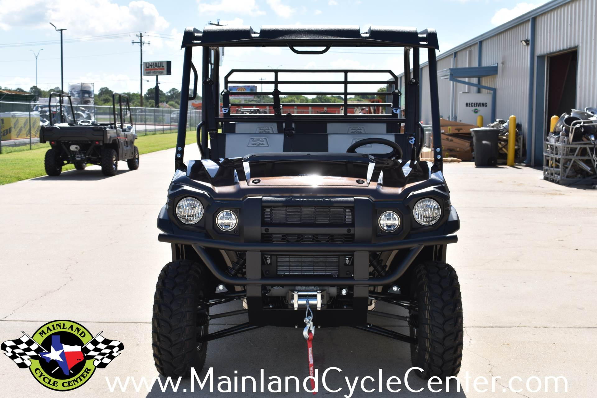 2019 Kawasaki Mule PRO-FXT Ranch Edition 9