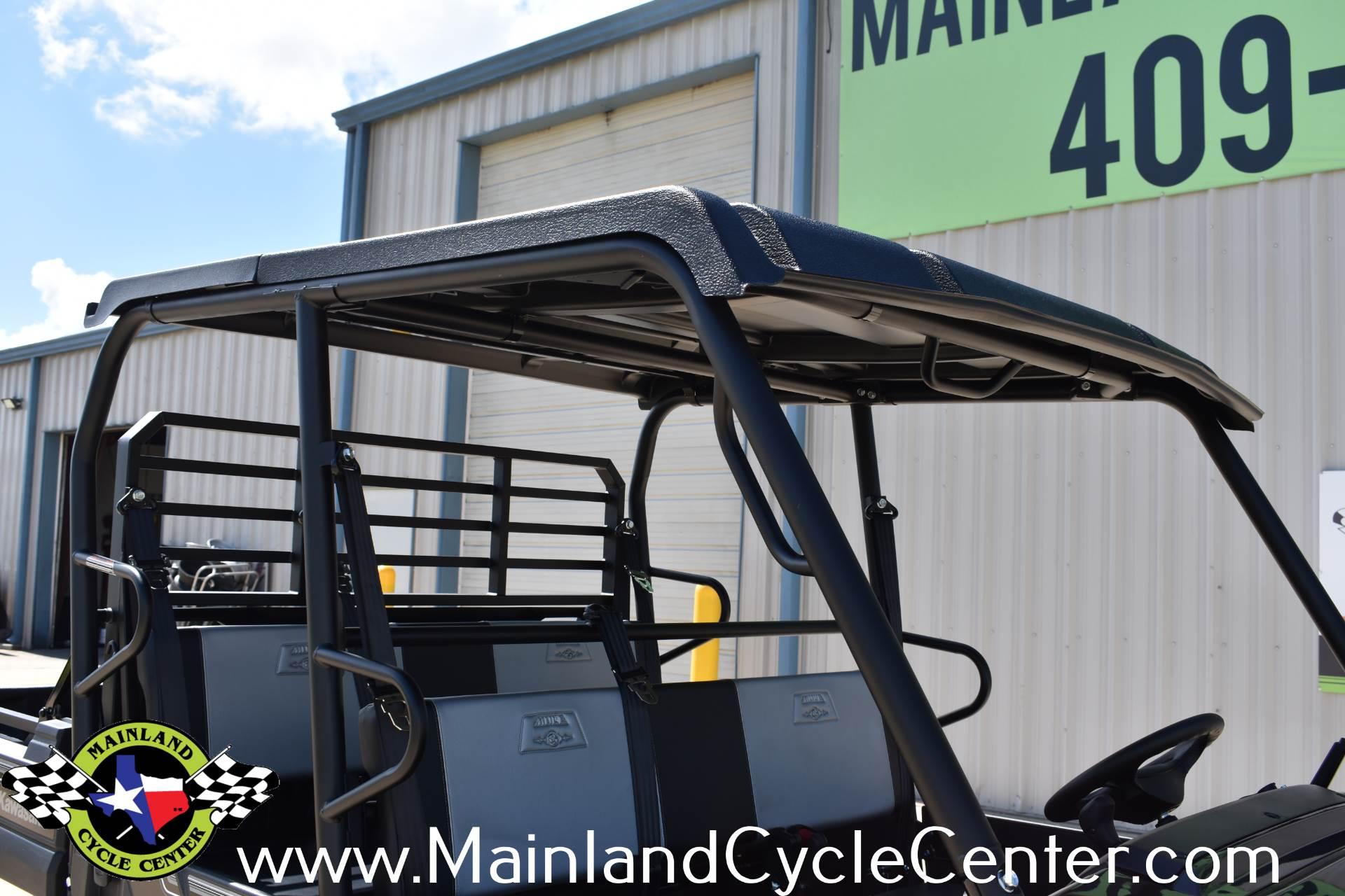 2019 Kawasaki Mule PRO-FXT Ranch Edition 11