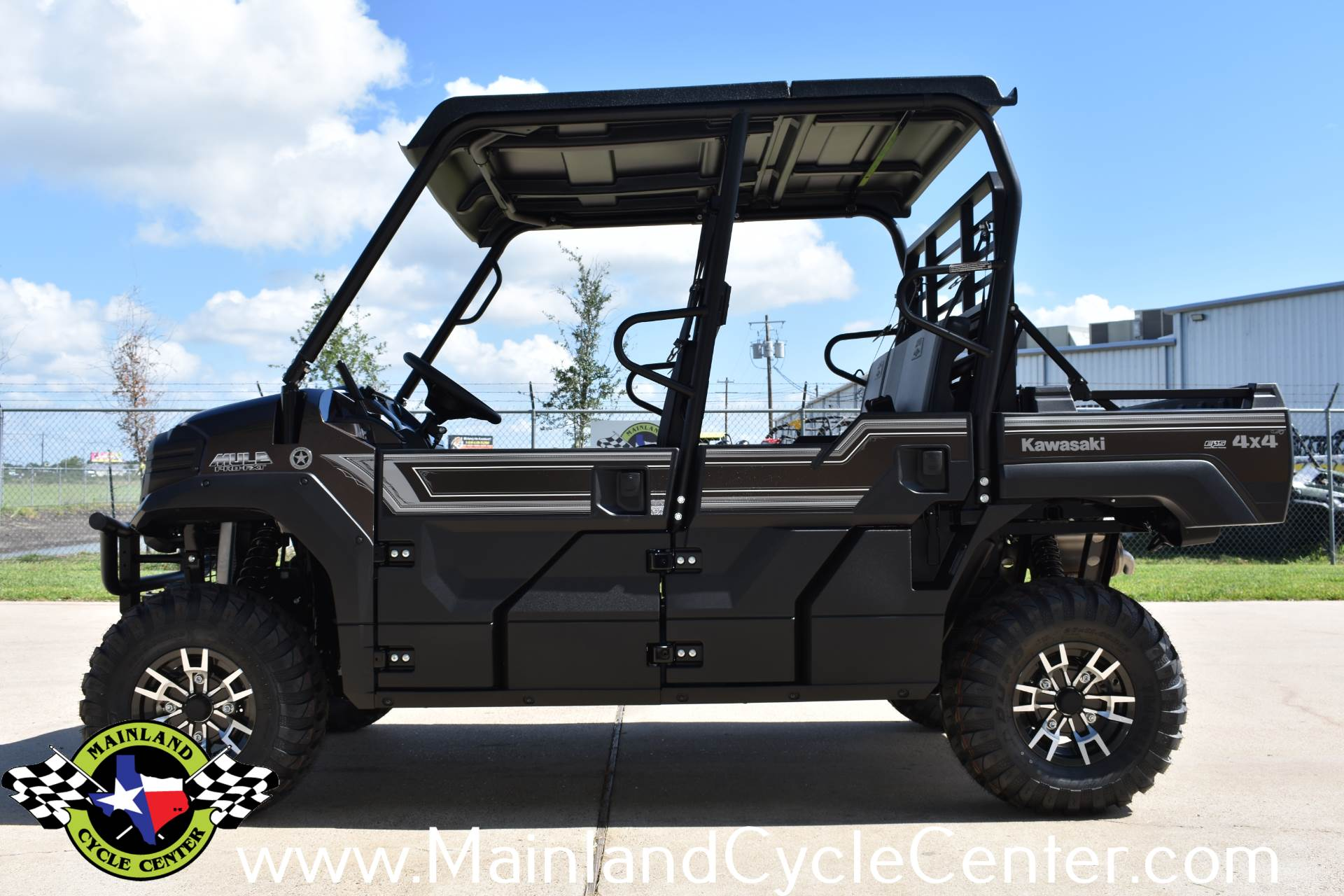 2019 Kawasaki Mule PRO-FXT Ranch Edition 5