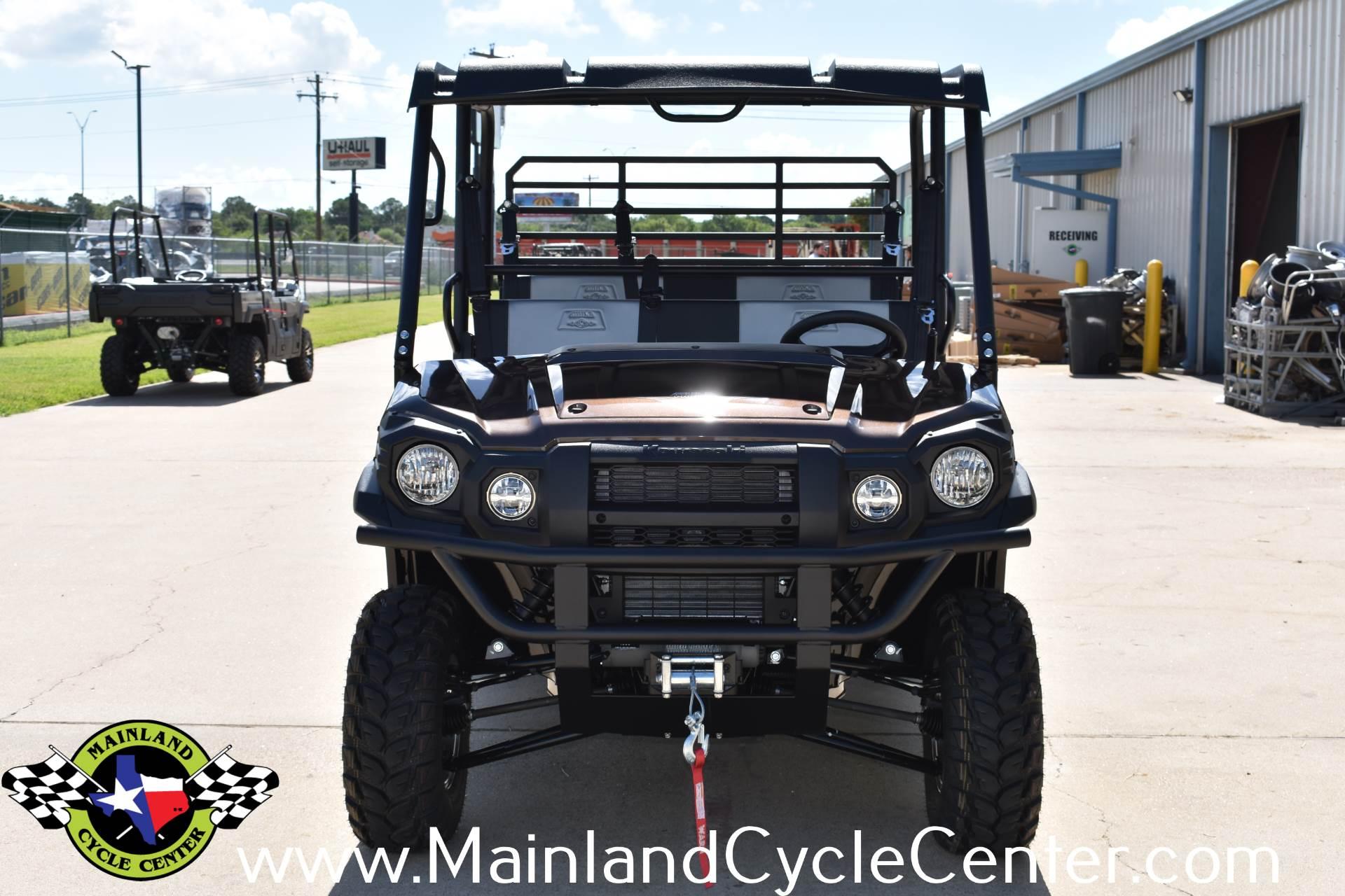 2019 Kawasaki Mule PRO-FXT Ranch Edition 9
