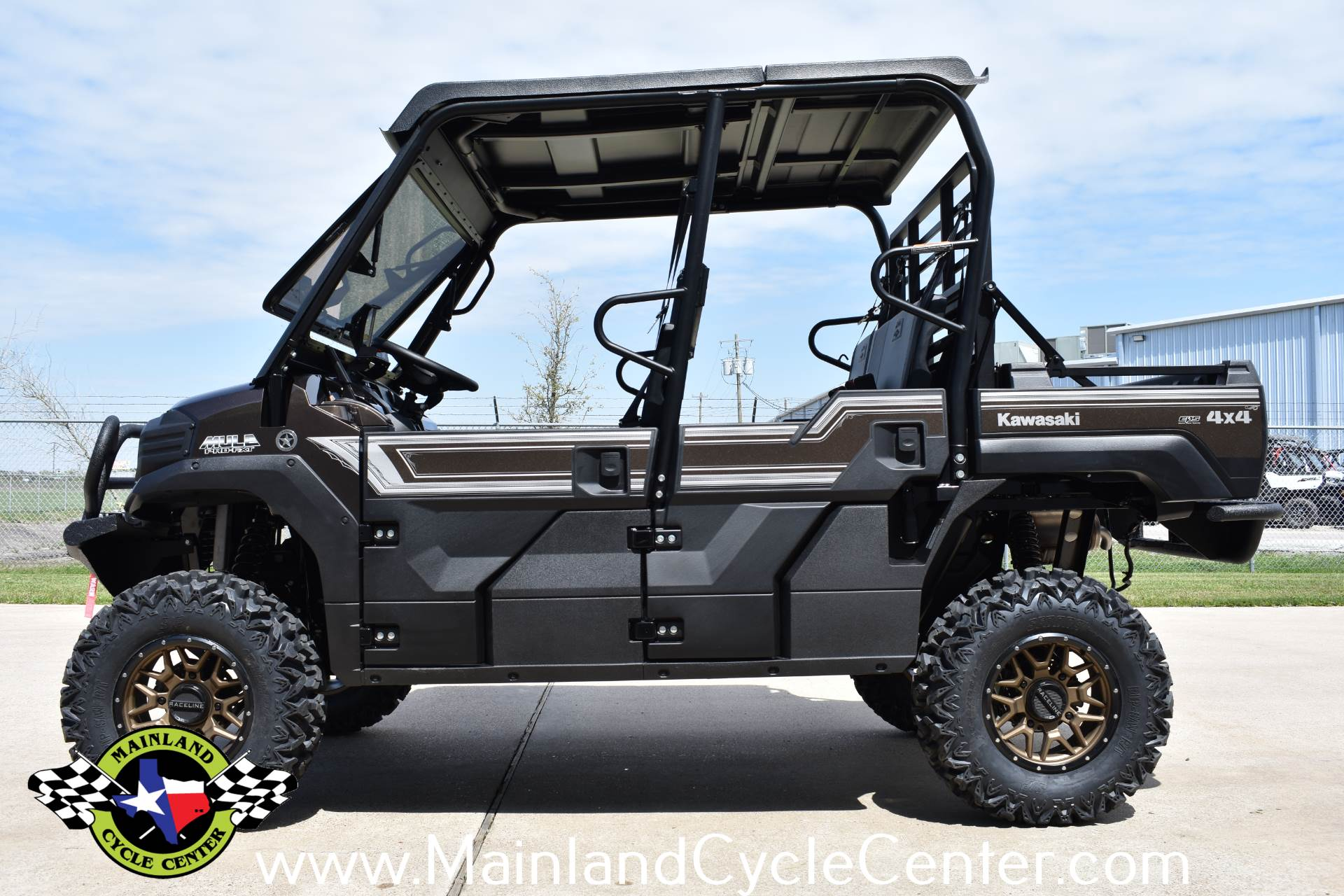 2019 Kawasaki Mule PRO-FXT Ranch Edition in La Marque, Texas - Photo 5