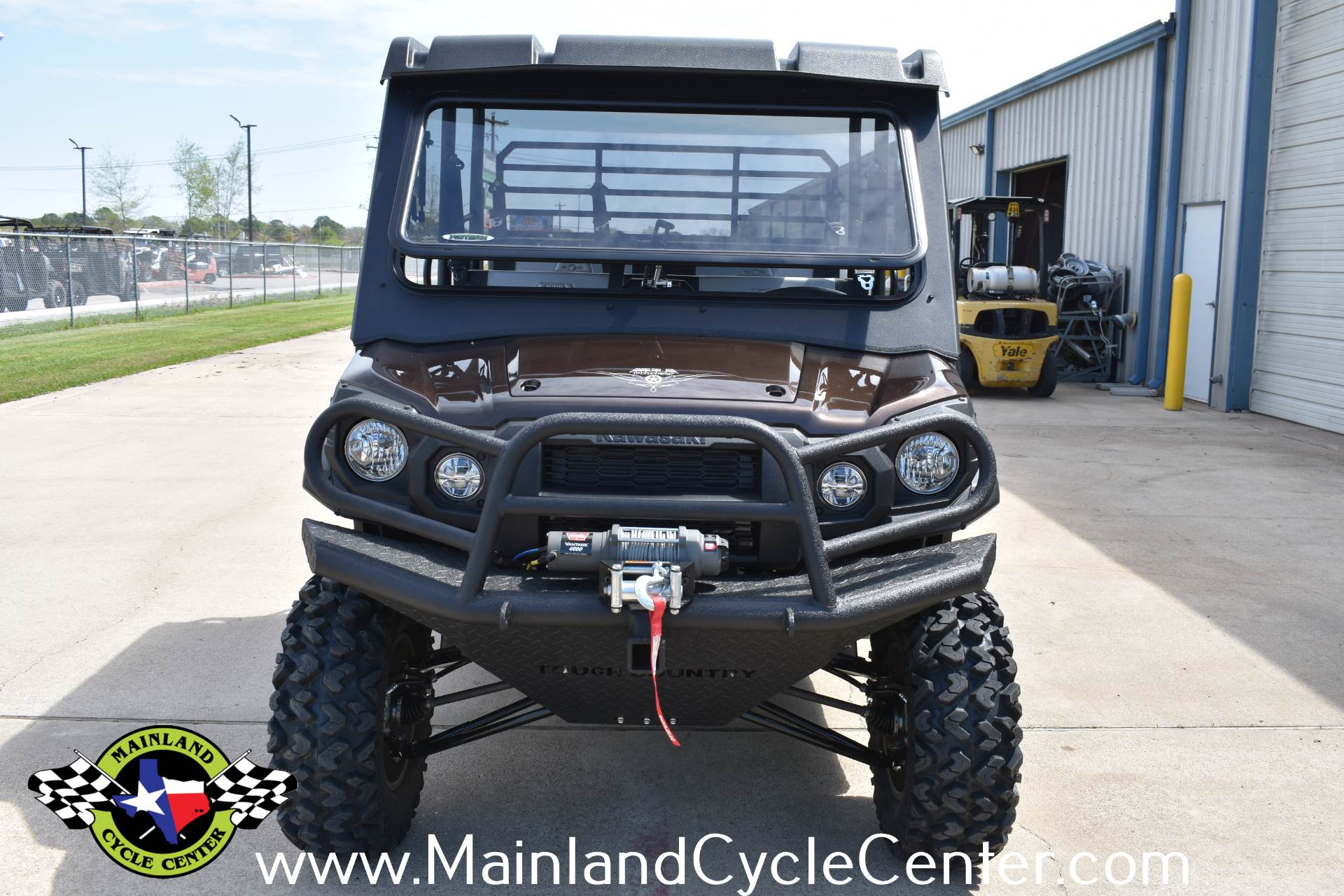 2019 Kawasaki Mule PRO-FXT Ranch Edition in La Marque, Texas - Photo 9