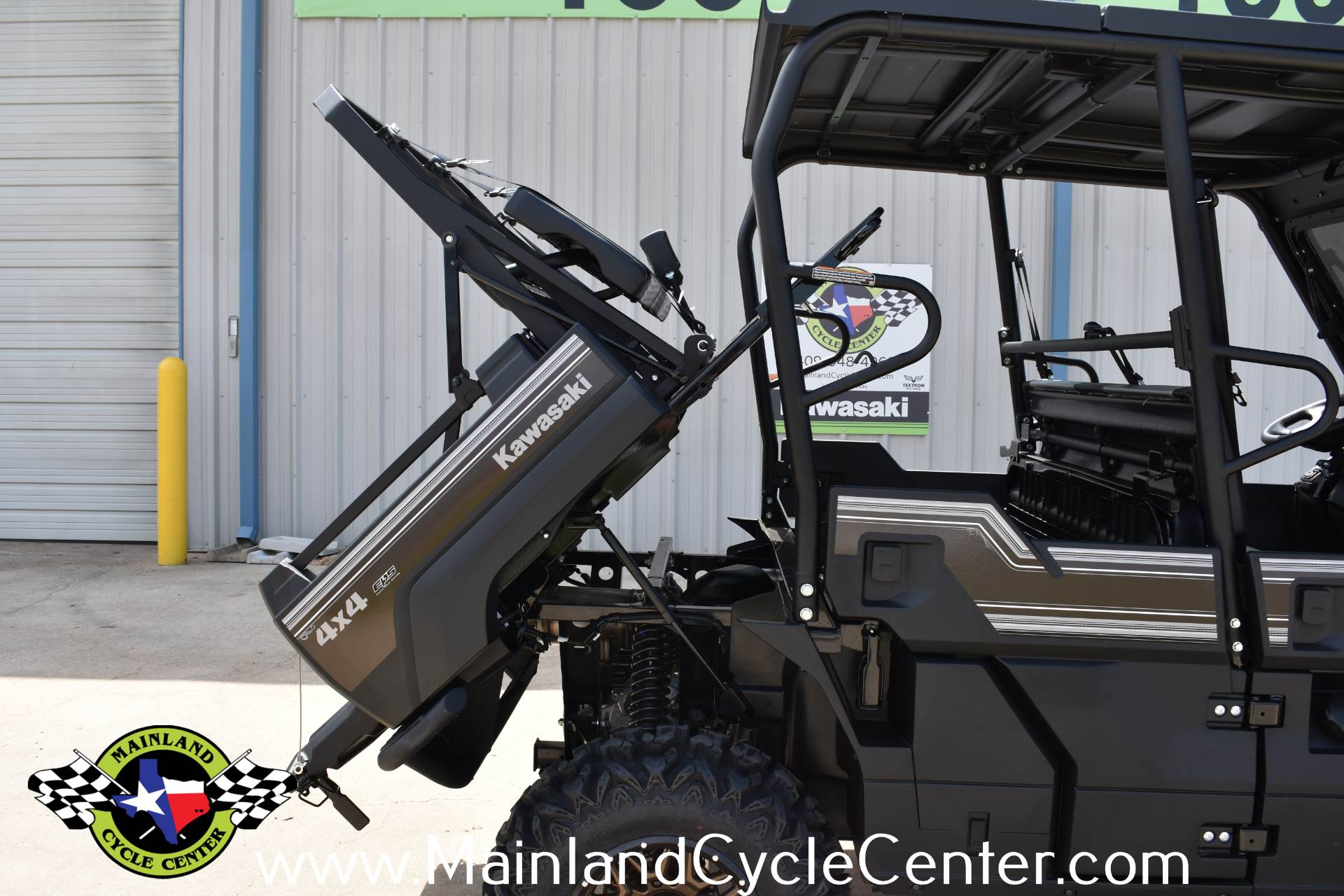 2019 Kawasaki Mule PRO-FXT Ranch Edition in La Marque, Texas - Photo 17