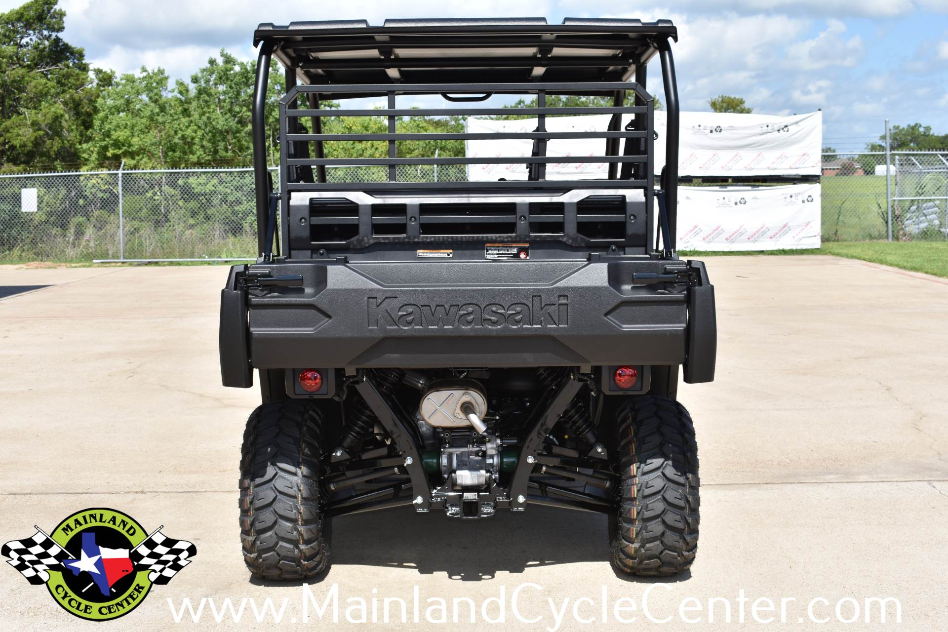 2019 Kawasaki Mule PRO-FXT Ranch Edition 8