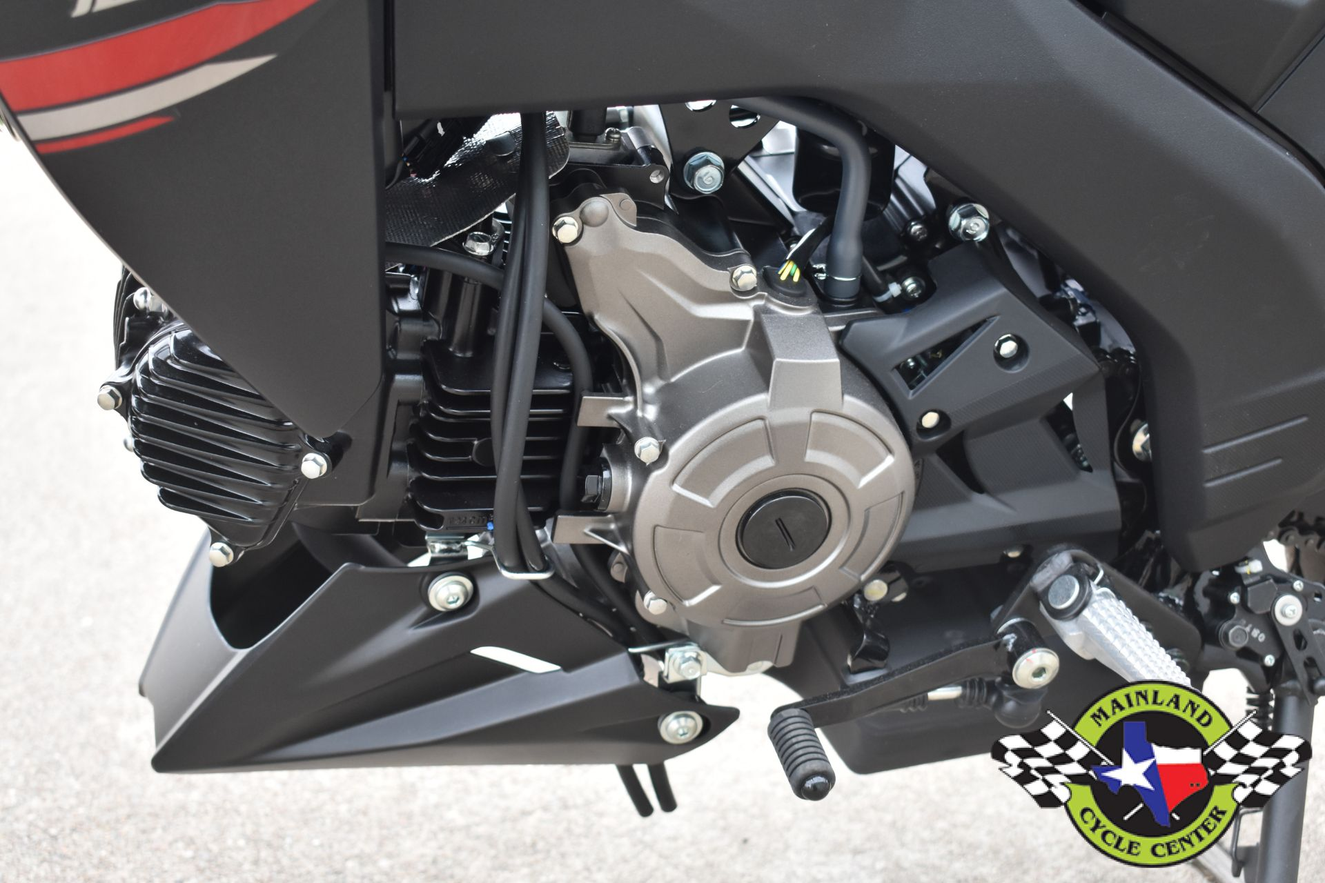 2021 Kawasaki Z125 Pro in La Marque, Texas - Photo 14