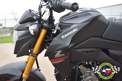 2021 Kawasaki Z125 Pro in La Marque, Texas - Photo 15