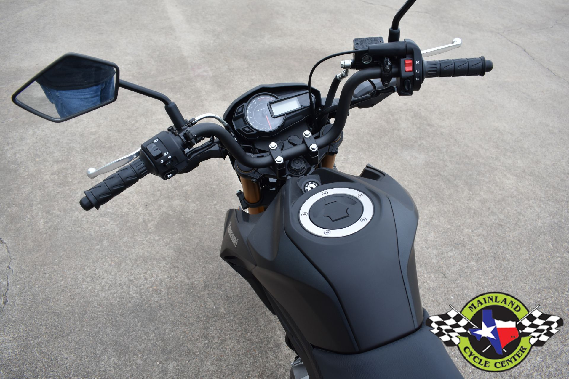 2021 Kawasaki Z125 Pro in La Marque, Texas - Photo 20