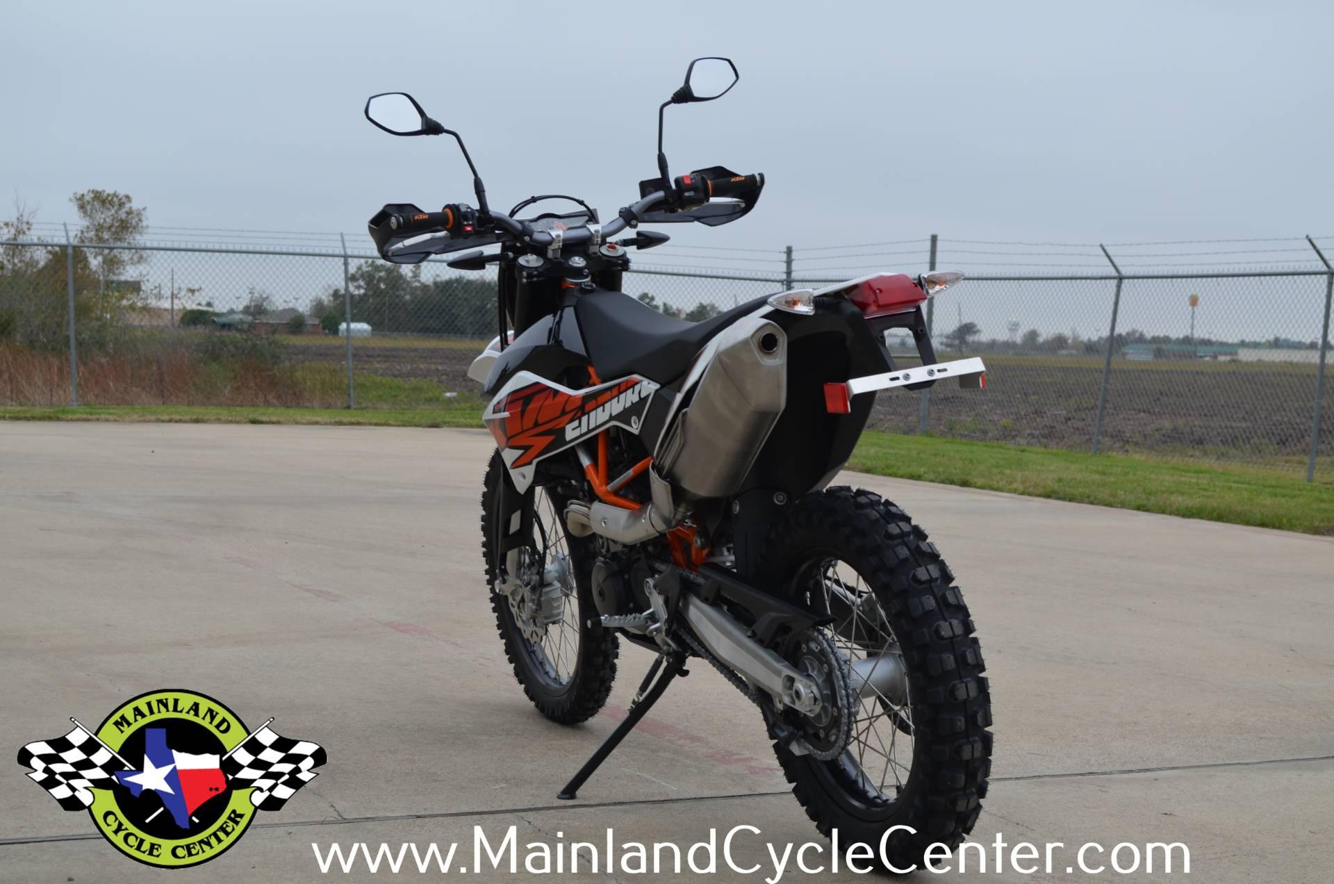 2018 KTM 690 Enduro R 6