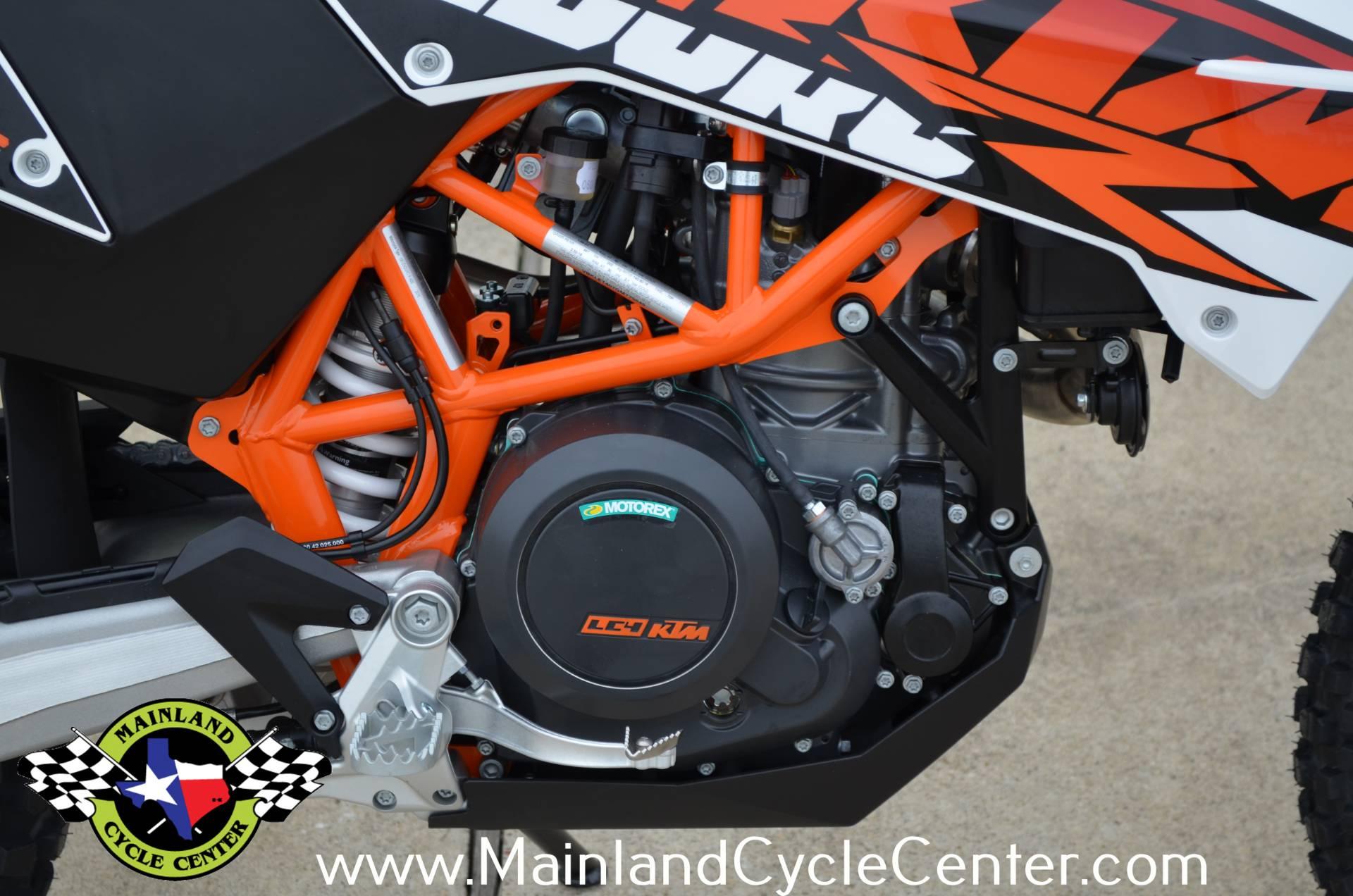 2018 KTM 690 Enduro R 9