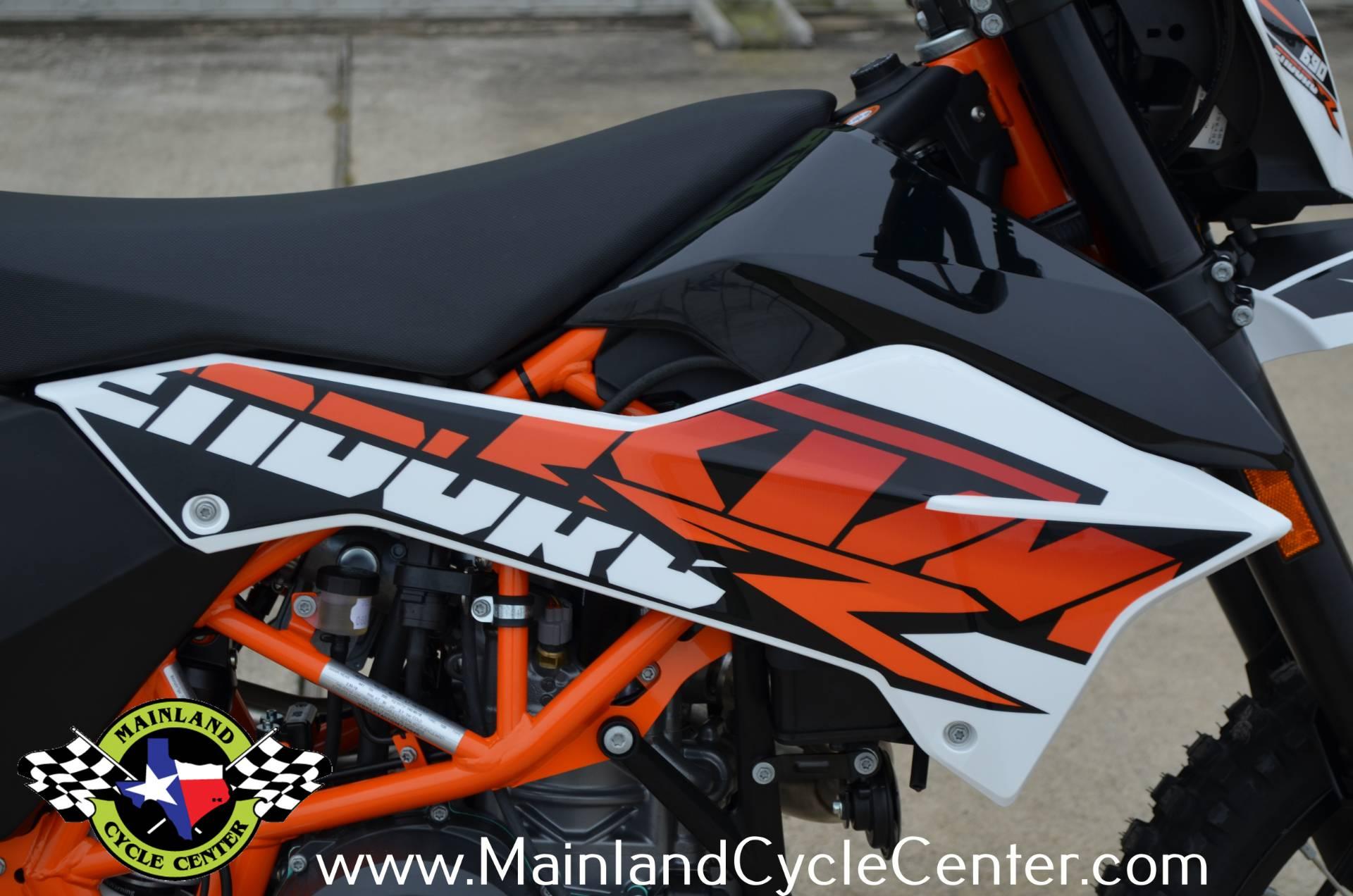 2018 KTM 690 Enduro R 10