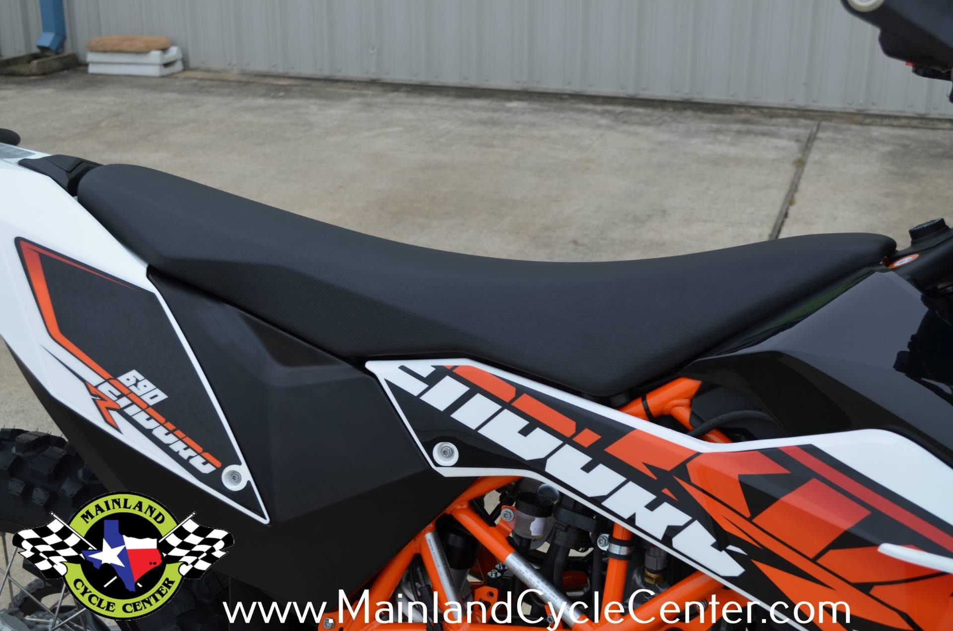 2018 KTM 690 Enduro R 12