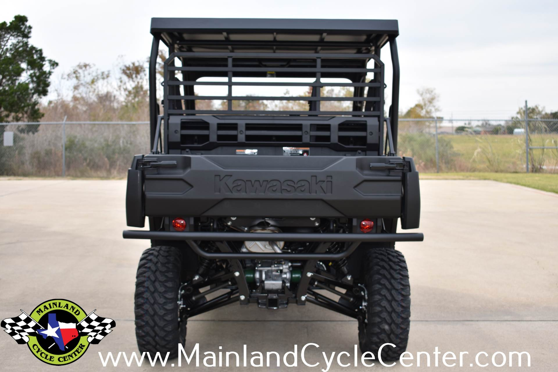 2018 Kawasaki Mule PRO-FXT EPS Camo in La Marque, Texas - Photo 8
