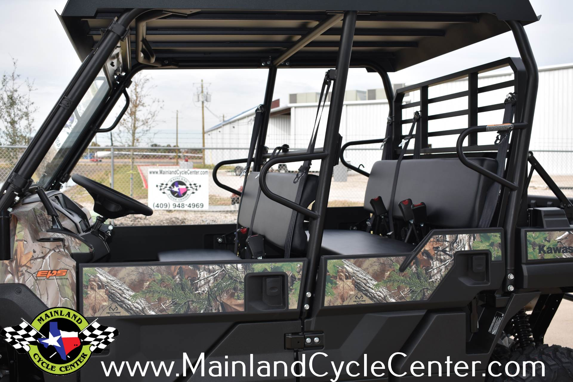 2018 Kawasaki Mule PRO-FXT EPS Camo in La Marque, Texas - Photo 20