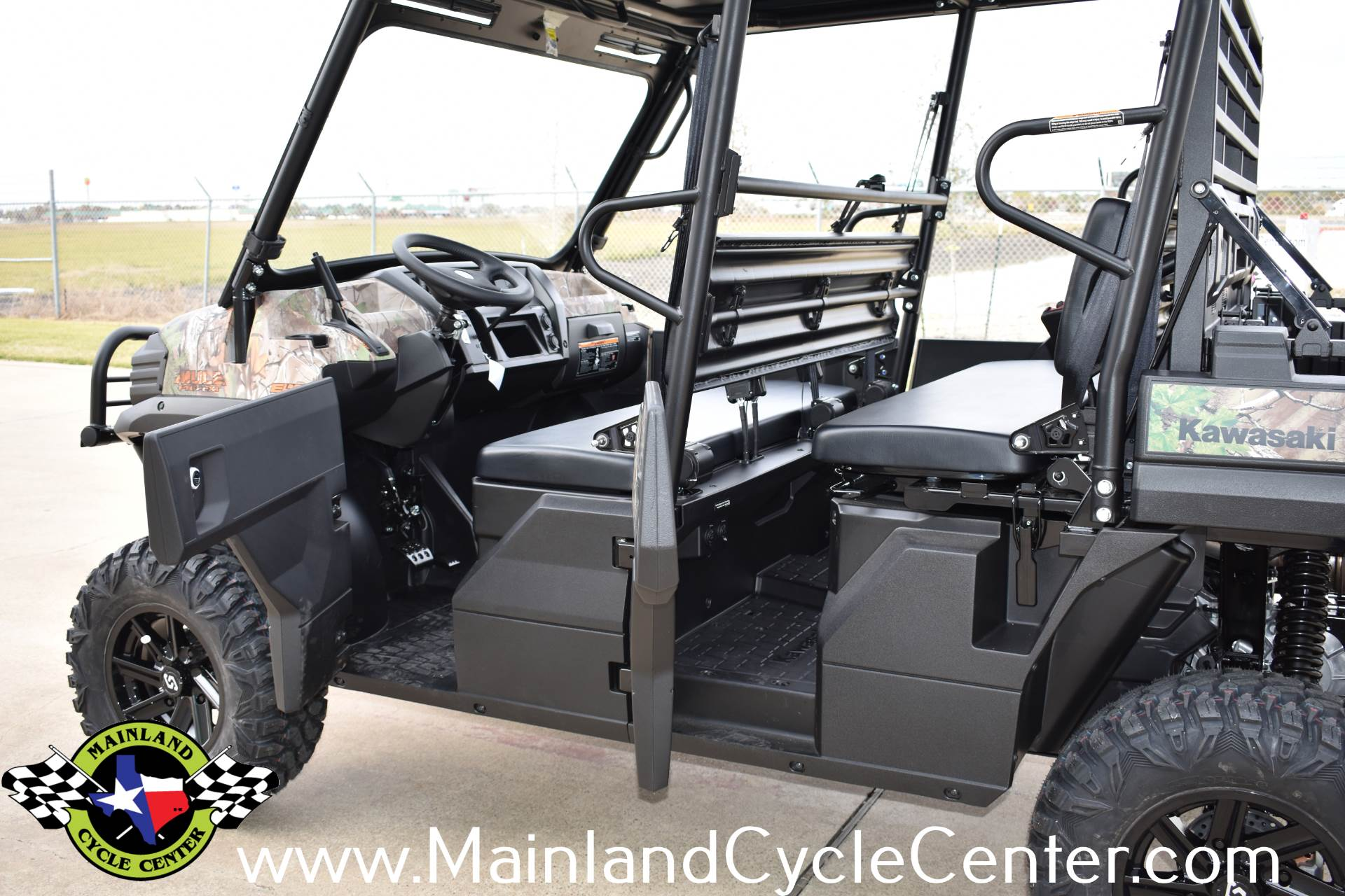 2018 Kawasaki Mule PRO-FXT EPS Camo in La Marque, Texas - Photo 21