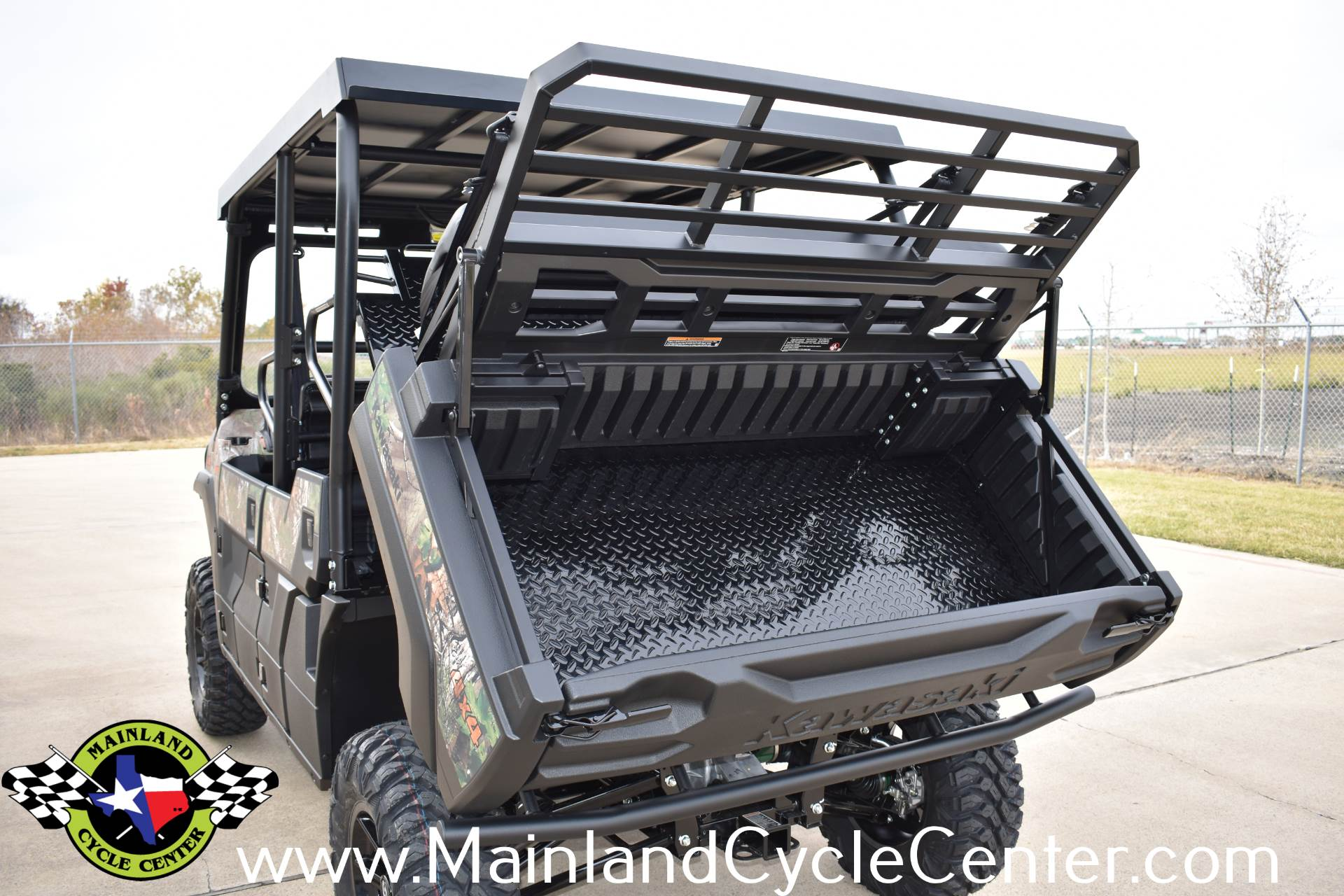 2018 Kawasaki Mule PRO-FXT EPS Camo in La Marque, Texas - Photo 23