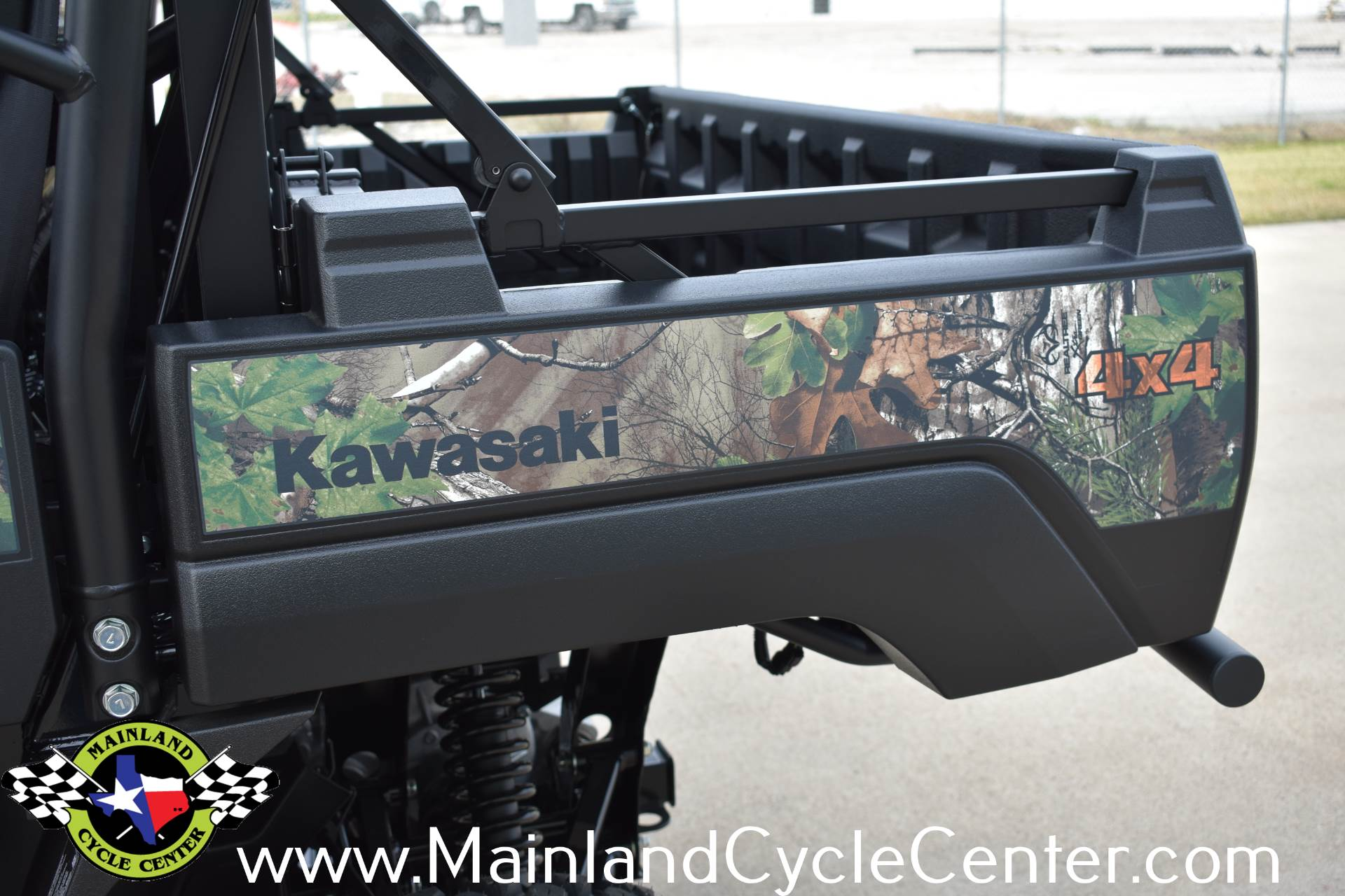 2018 Kawasaki Mule PRO-FXT EPS Camo in La Marque, Texas - Photo 37