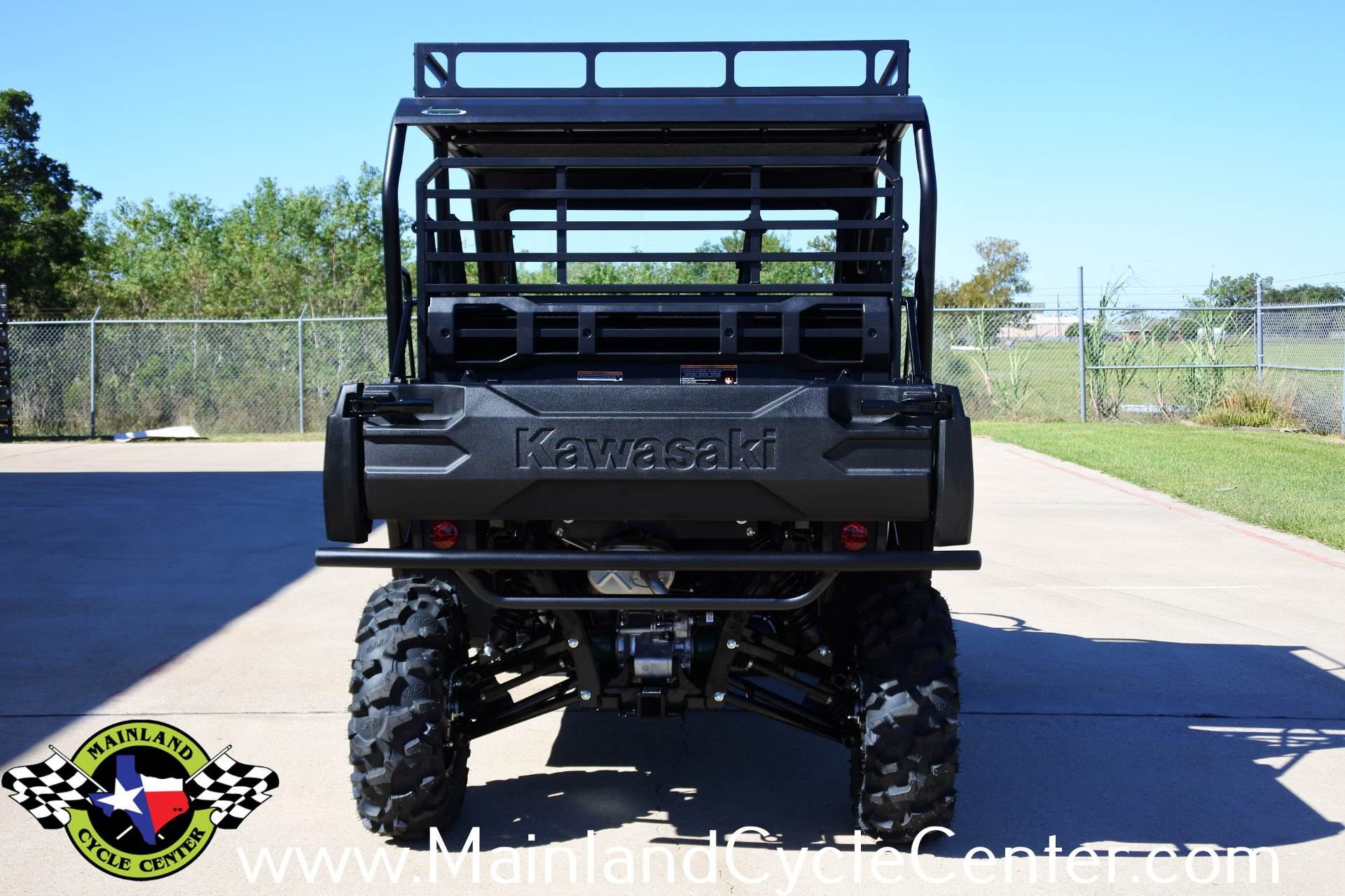 2018 Kawasaki Mule PRO-FXT EPS Camo in La Marque, Texas - Photo 9