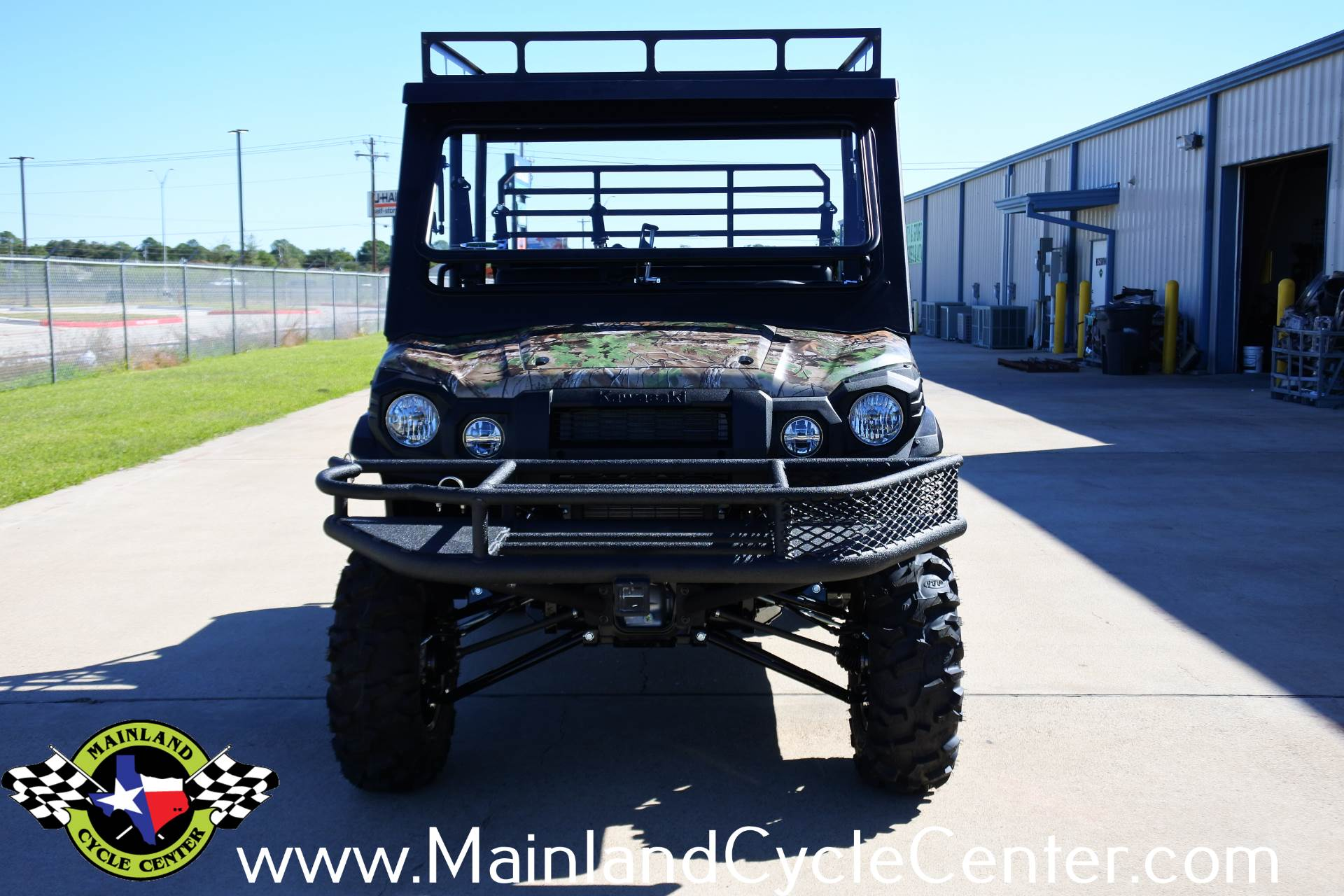 2018 Kawasaki Mule PRO-FXT EPS Camo in La Marque, Texas - Photo 10