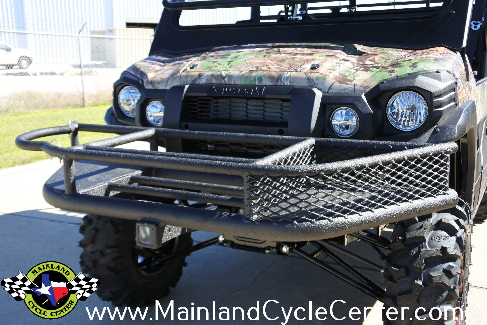 2018 Kawasaki Mule PRO-FXT EPS Camo in La Marque, Texas - Photo 12