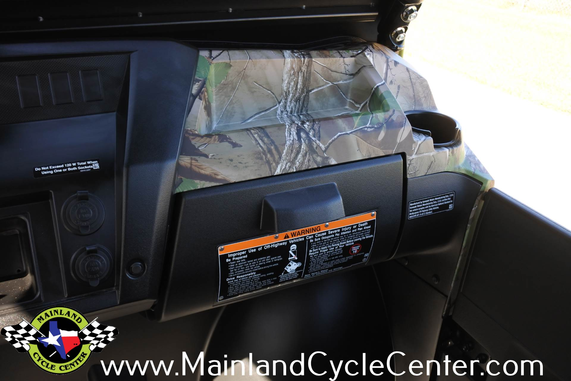 2018 Kawasaki Mule PRO-FXT EPS Camo in La Marque, Texas - Photo 28