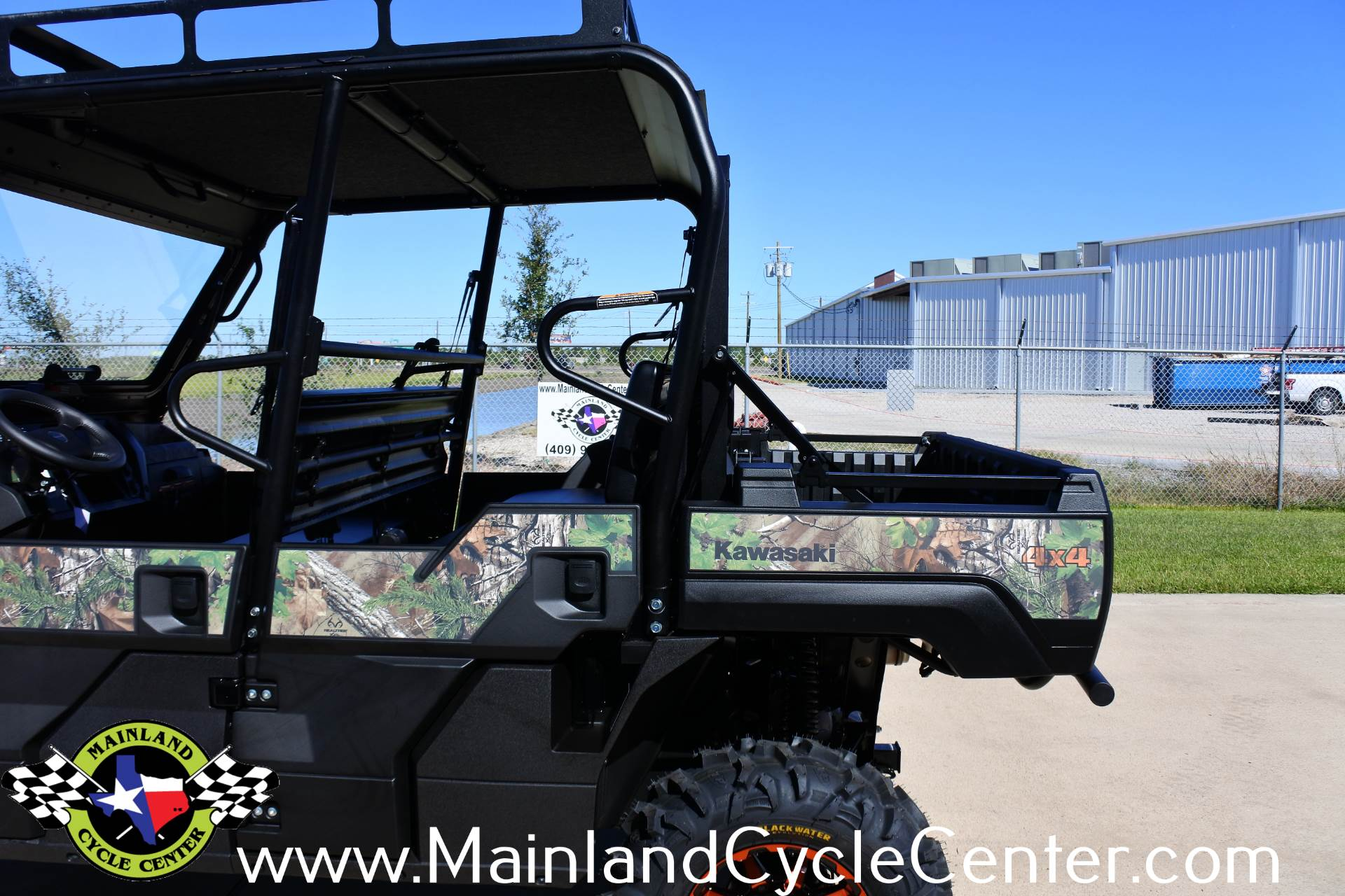 2018 Kawasaki Mule PRO-FXT EPS Camo in La Marque, Texas - Photo 30