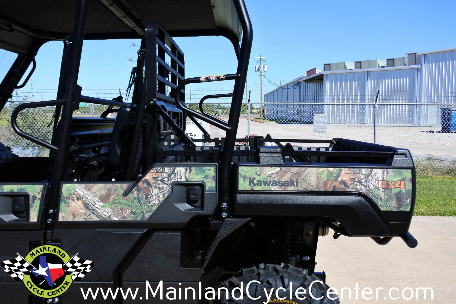 2018 Kawasaki Mule PRO-FXT EPS Camo in La Marque, Texas - Photo 32