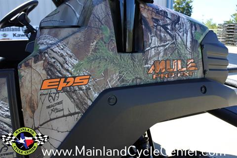 2018 Kawasaki Mule PRO-FXT EPS Camo in La Marque, Texas - Photo 39
