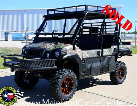 2018 Kawasaki Mule PRO-FXT EPS Camo in La Marque, Texas - Photo 1