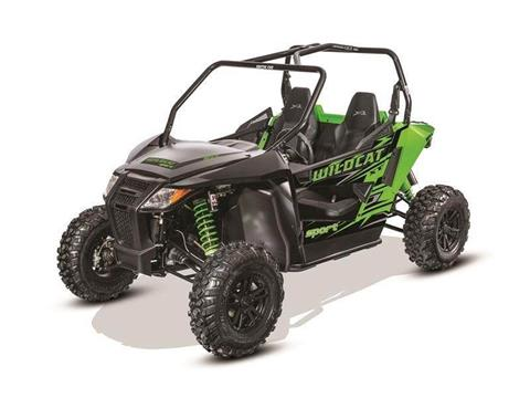 2017 Arctic Cat Wildcat Sport XT EPS in La Marque, Texas
