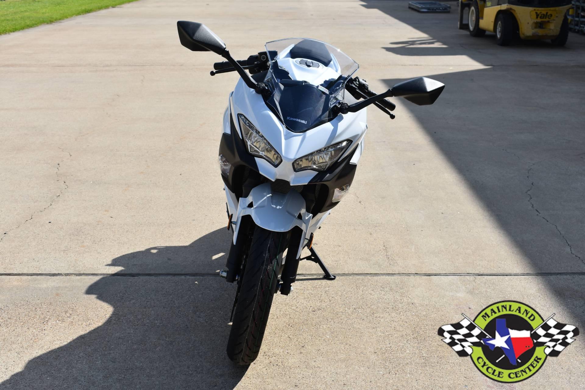 2020 Kawasaki Ninja 400 ABS 9