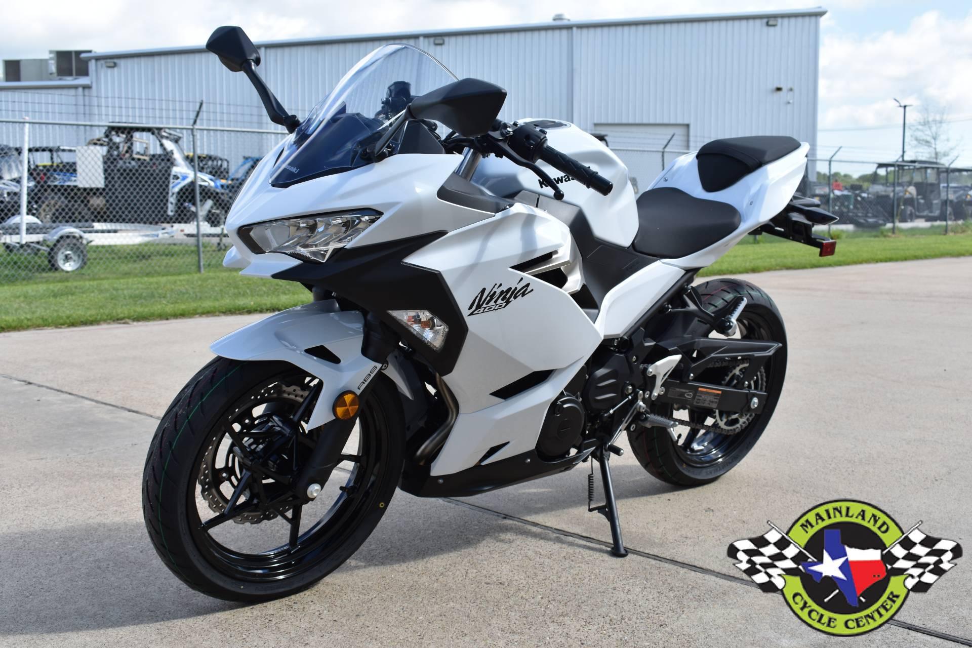 2020 Kawasaki Ninja 400 ABS 6