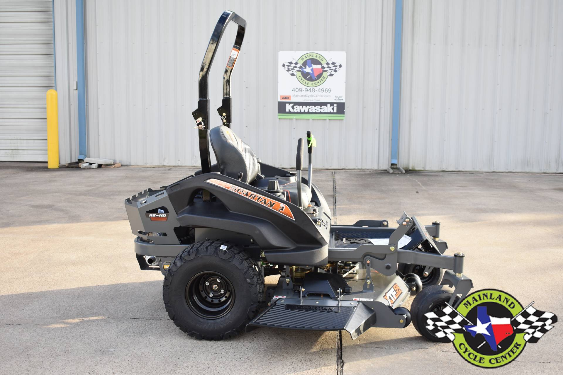 2021 Spartan Mowers RZ-HD 54 in. Kawasaki FR691V 23 hp in La Marque, Texas - Photo 1