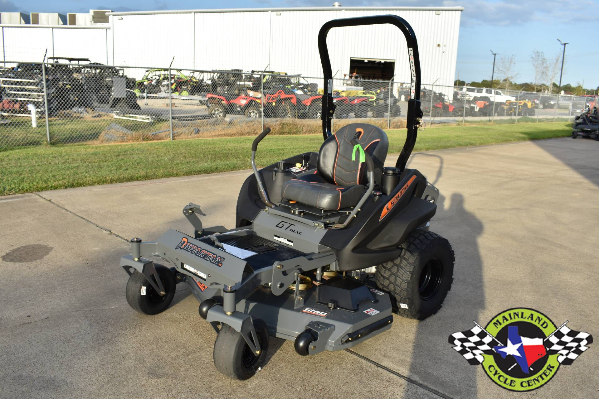 2021 Spartan Mowers RZ-HD 54 in. Kawasaki FR691V 23 hp in La Marque, Texas - Photo 4