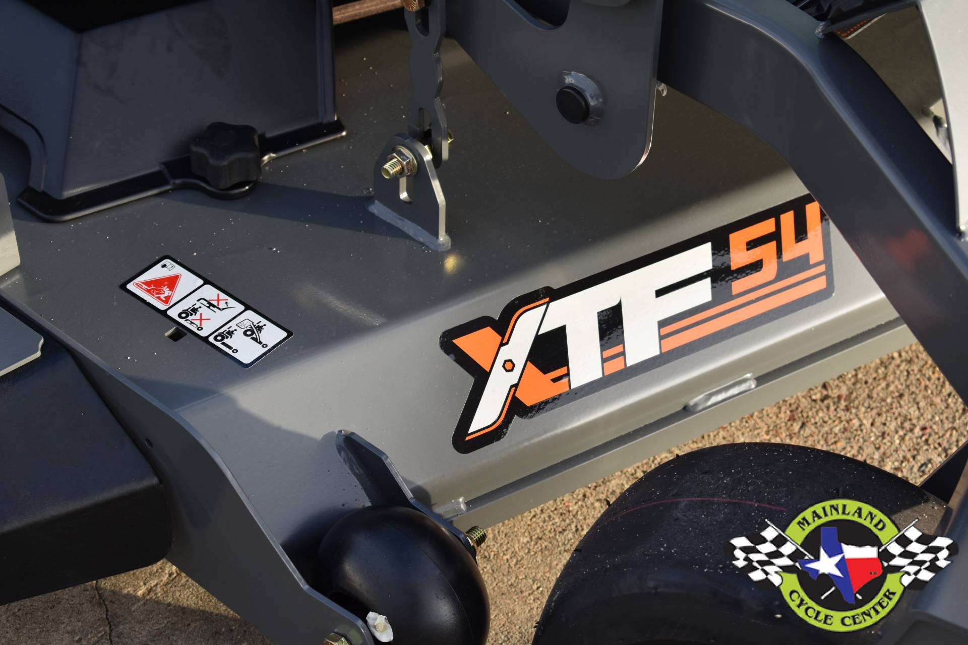 2021 Spartan Mowers RZ-HD 54 in. Kawasaki FR691V 23 hp in La Marque, Texas - Photo 10