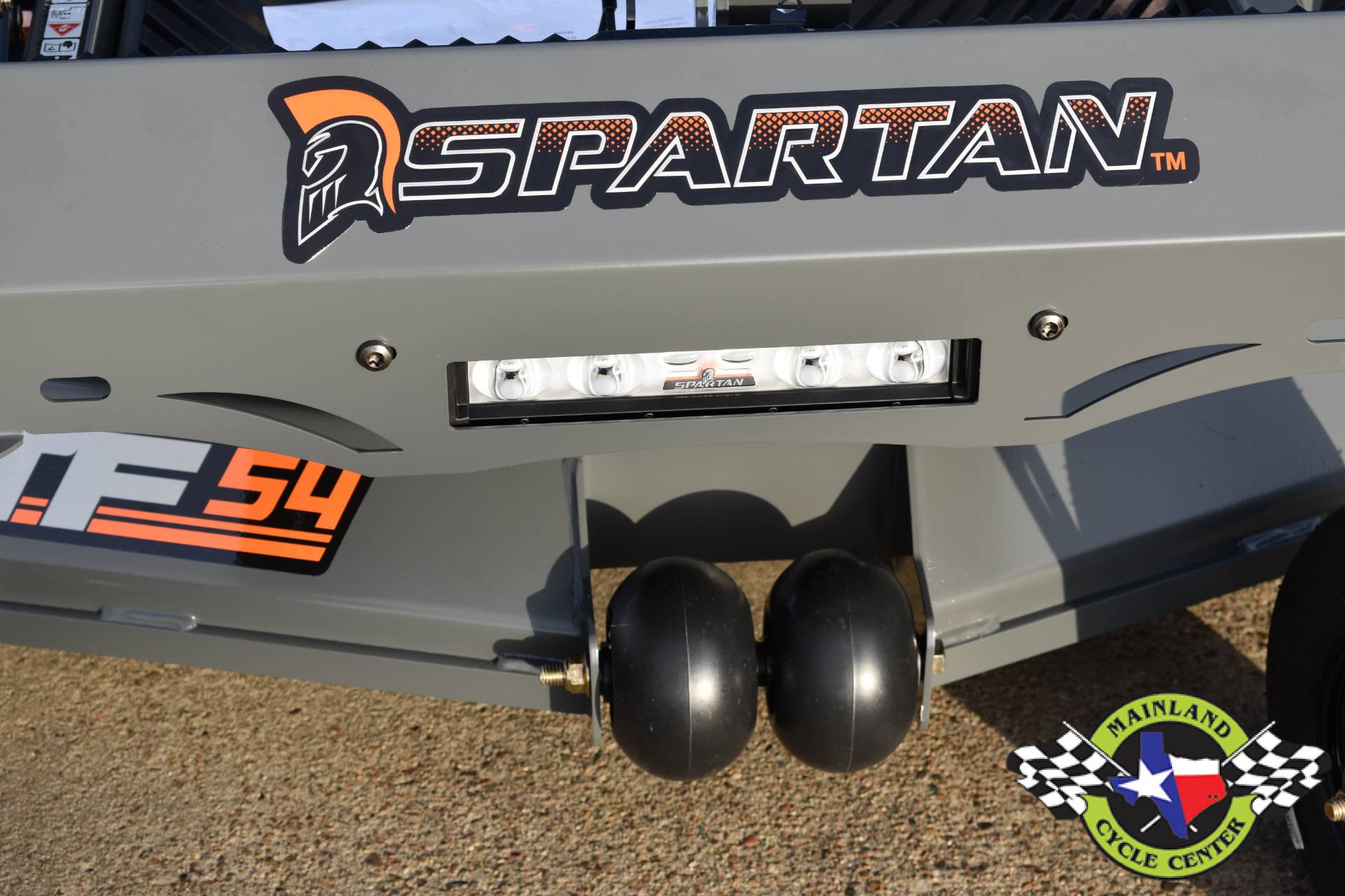 2021 Spartan Mowers RZ-HD 54 in. Kawasaki FR691V 23 hp in La Marque, Texas - Photo 11