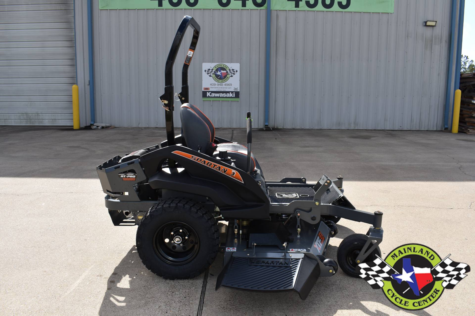 2021 Spartan Mowers RT Pro 54 in. Kawasaki FS730 24 hp in La Marque, Texas - Photo 2