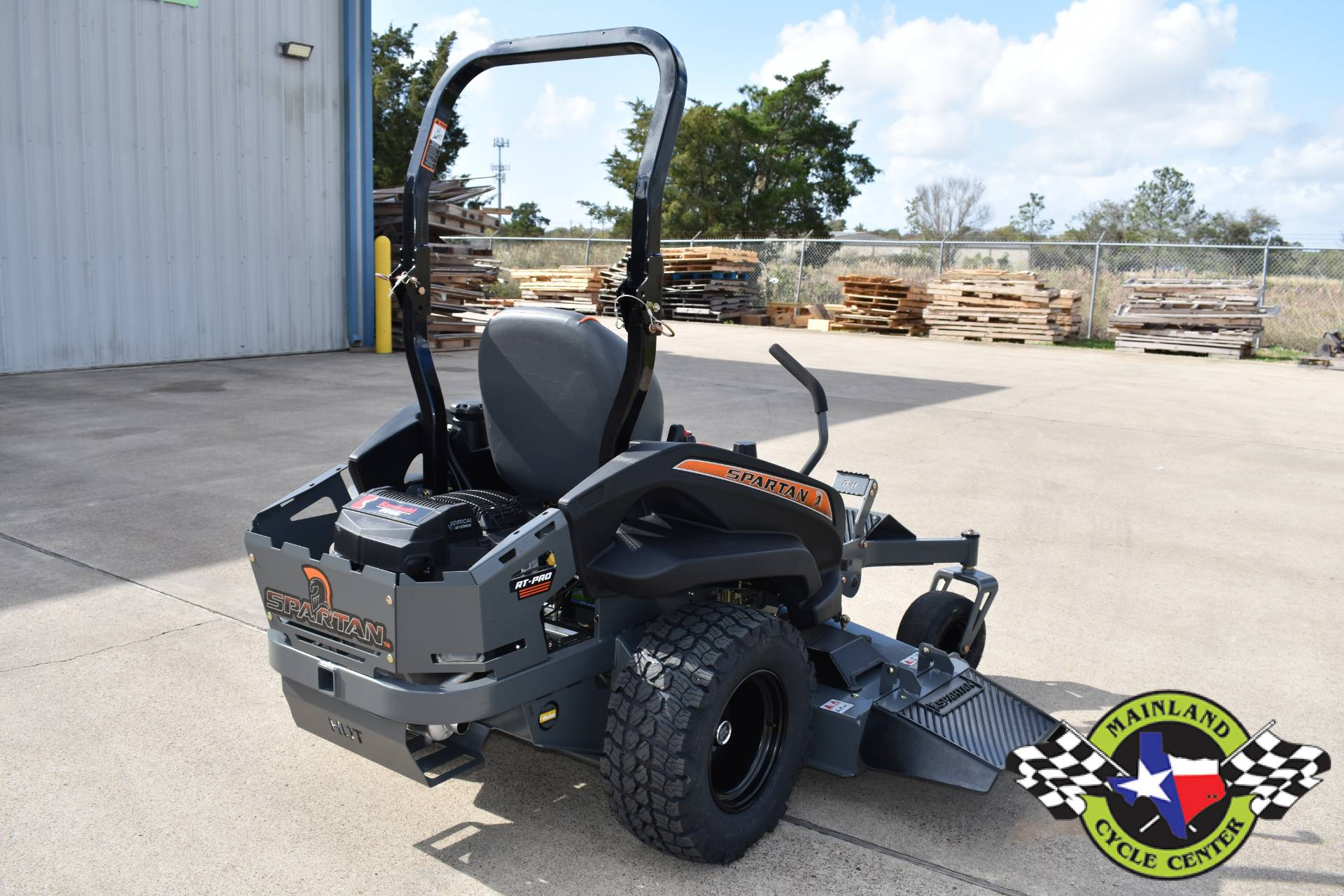 2021 Spartan Mowers RT-Pro 54 in. Kawasaki FT730 24 hp in La Marque, Texas - Photo 3