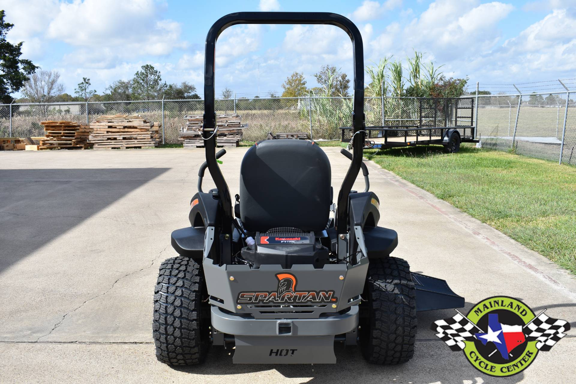 2021 Spartan Mowers RT-Pro 54 in. Kawasaki FT730 24 hp in La Marque, Texas - Photo 4
